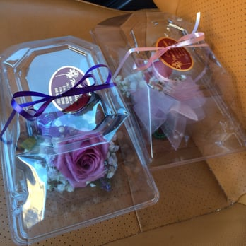 Stopped By Earlier Today To Order Two Corsages For My Daughter And
