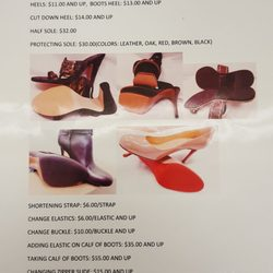Top 10 Best Shoe Repair near Cotswold
