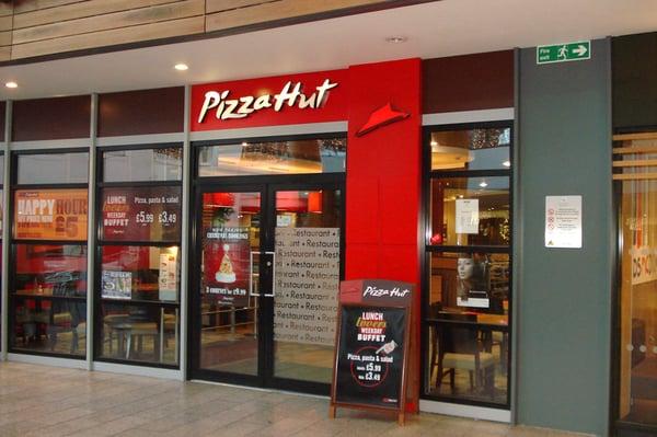 Pizza Hut 11 Reviews Pizza Victoria Sq City Centre