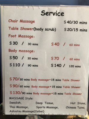 The Foot Spa 19665 Sw Tualatin Valley Hwy Suite B Beaverton