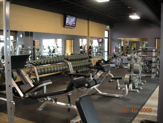 Anytime Fitness 312 Oak St Central Point Or Health Clubs Gyms Mapquest