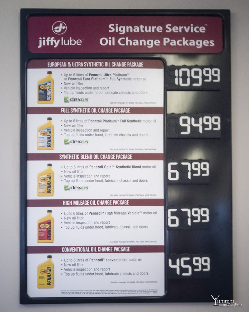 Jiffy lube 33rd and old