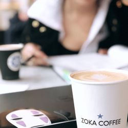 Zoka Coffee Roaster & Tea Company