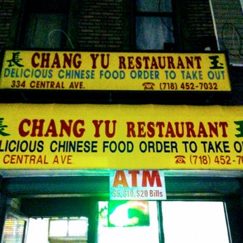 chinese food central ave