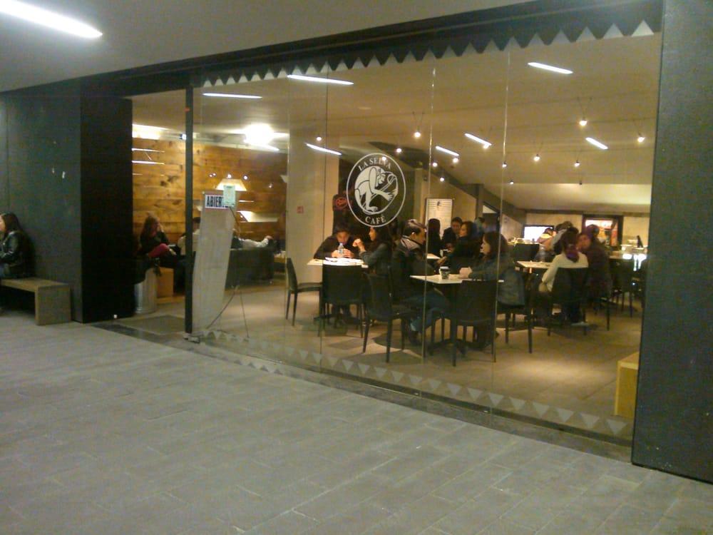 Café La Selva Kape Tsaa Av México Coyoacán 389