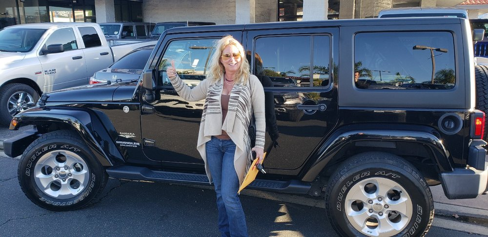 Simi Valley Dodge >> Me And My New Bad Ass Jeep Perfect For Those Treacherous