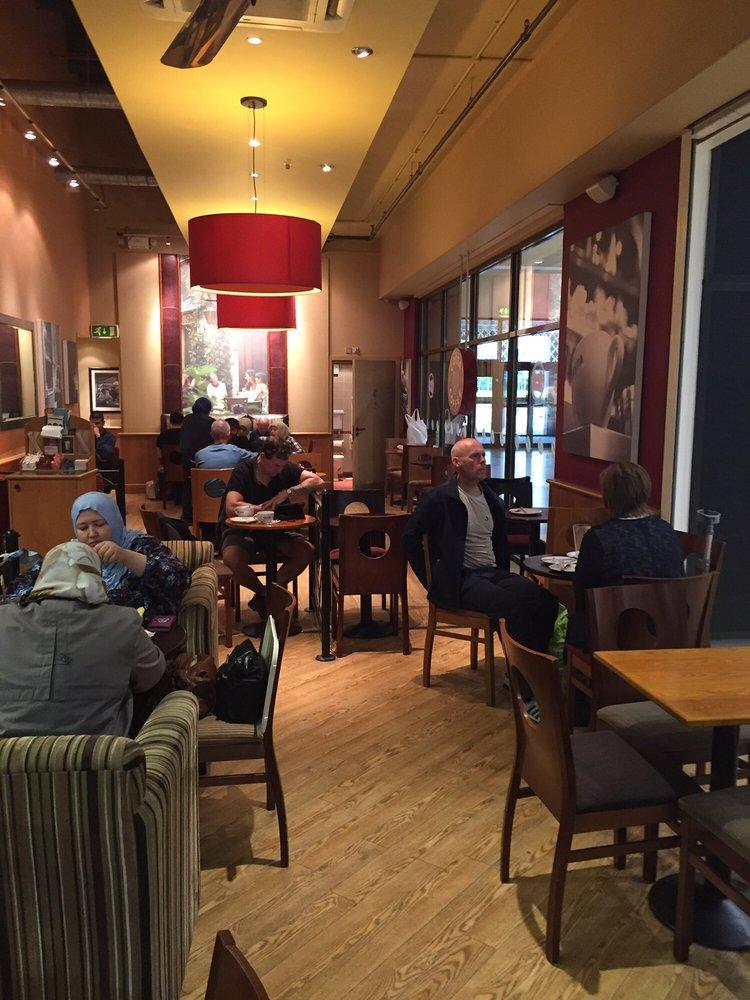 Costa Coffee Coffee Tea Shops Ocean Drive Leith