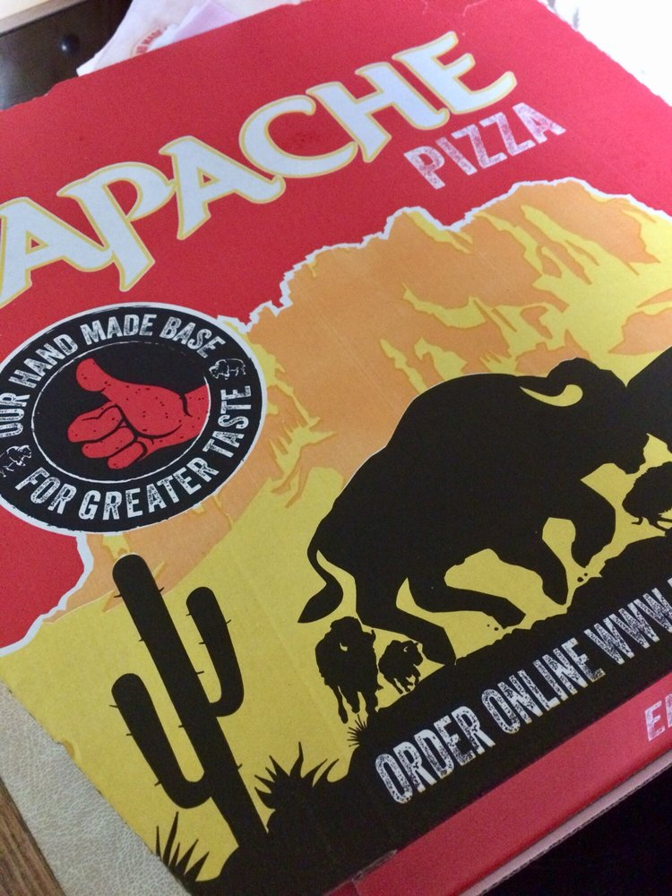 Apache Pizza Pizza 116 Banbrook Hill Armagh