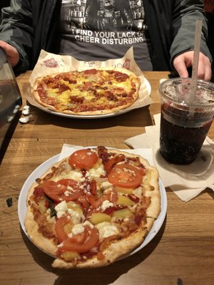 Mod Pizza Pizza 17 18 Irving Street Leicester Square