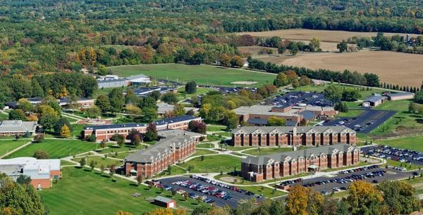 southwestern michigan college campus map Southwestern Michigan College 58900 Cherry Grove Rd Dowagiac Mi
