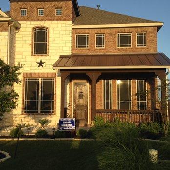 Texas Elite Solar Screens Window Washing 431 Goldenrod St Kyle Tx Phone Number Yelp