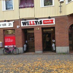Willys gamlestaden öppettider