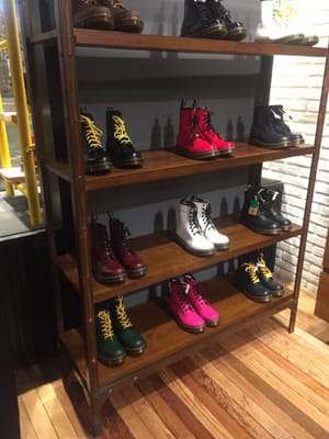 Watchful depart autumn  Dr. Martens - Shoe Stores - Jeronimo Salguero 3172, Palermo, Buenos Aires,  Argentina - Yelp