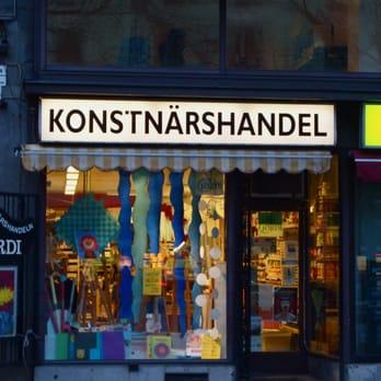 jordi konstnärshandeln stockholm