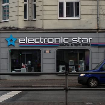 Electronic Star Sound & Light Store STÄNGT Elektronik