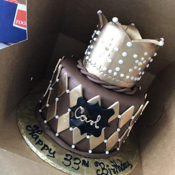 Marvelous Tiara Cakes 77 Photos 77 Reviews Bakeries 12620 Briar Funny Birthday Cards Online Chimdamsfinfo