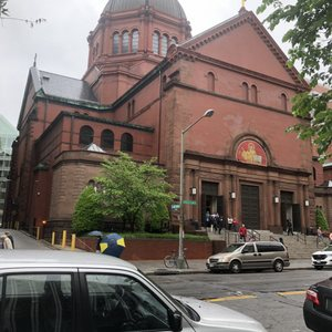 Photo of Cathedral of St. Matthew the Apostle - Washington, DC, United States. Front view