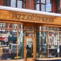 Top 10 Pizza Places Near Gatwick Express In Gatwick West
