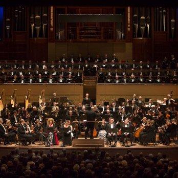 Dallas Symphony Orchestra at Meyerson