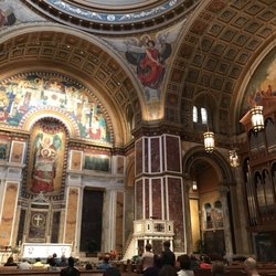 Photo of Cathedral of St. Matthew the Apostle - Washington, DC, DC, US. Unbelievable interiors