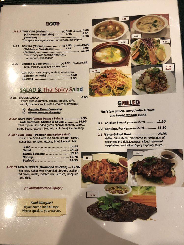 Photos For Accent Thai Kitchen Yelp