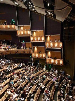 Kirk Douglas Theater Seating Chart