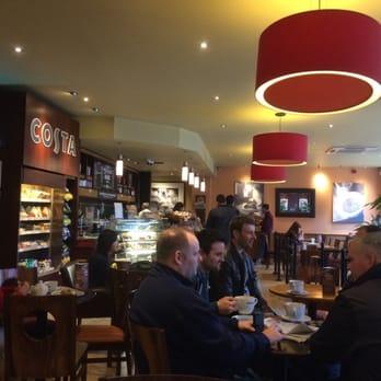 Costa Coffee Coffee Tea Shops Portland Street