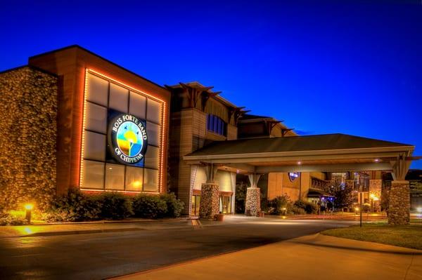 Northern lights casino slots