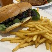 Photo of Cafe De Casa - San Francisco, CA, United States. Picanha sandwich (skirt steak)