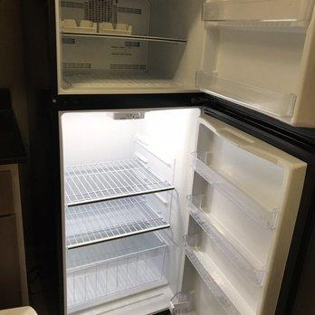 Full apartment size fridge - Yelp