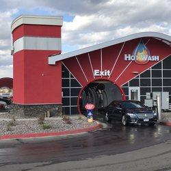 Hot Wash 4365 Venetucci Blvd Colorado Springs Co Car Wash