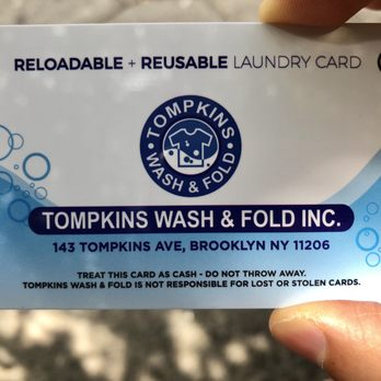 Tompkins Wash Fold Laundry Services 143 Tompkins Ave