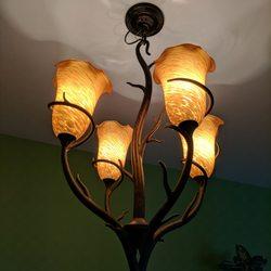 Hansen Lamp Shade Closed 24