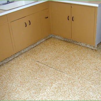 Asbestos Linoleum Floor Yelp