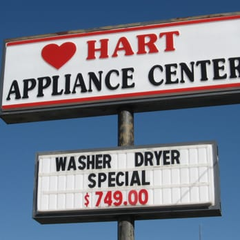 Hart Appliance Center 12 Reviews Appliances 2201 Patterson St Greensboro Nc Phone Number Yelp