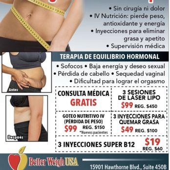 Inyecciones para bajar de peso abdomen exercises