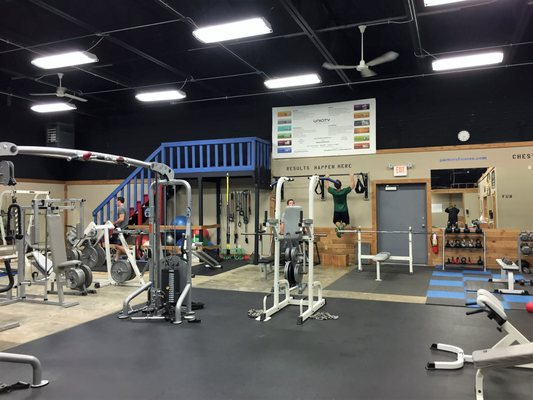 Parker S Place Total Fitness Oconomowoc Wi Health Clubs Gyms Mapquest