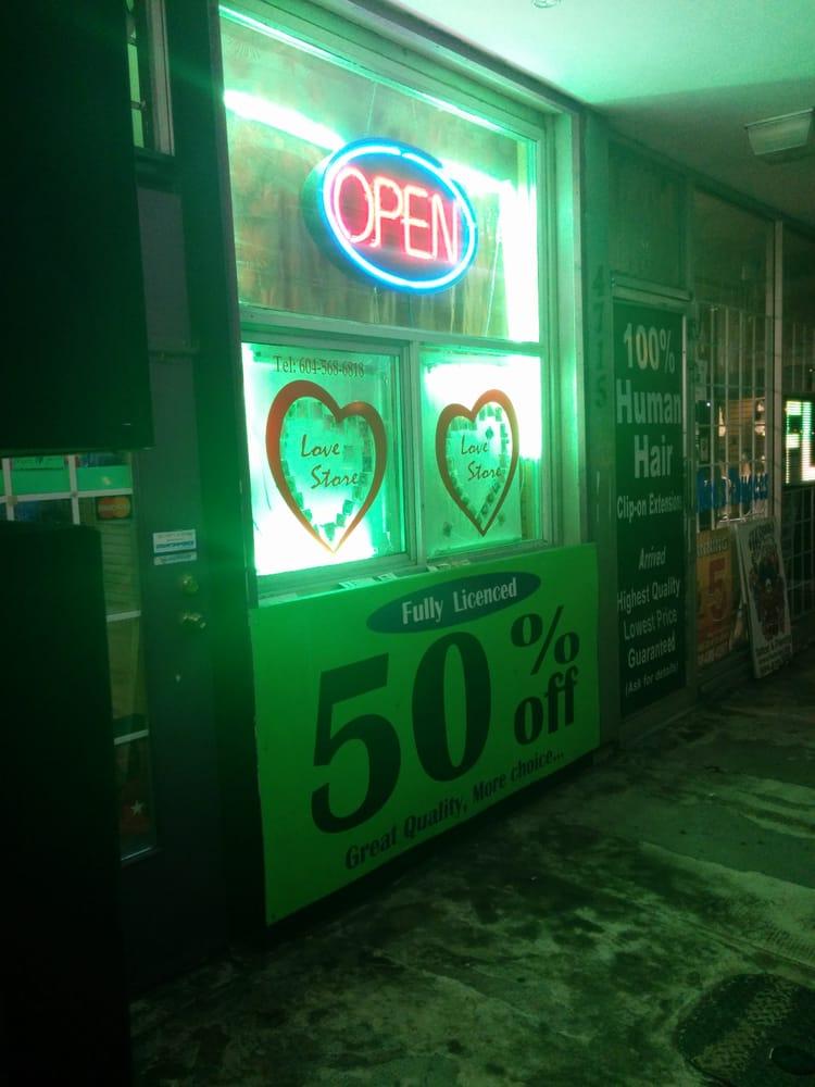 Paradise adult store