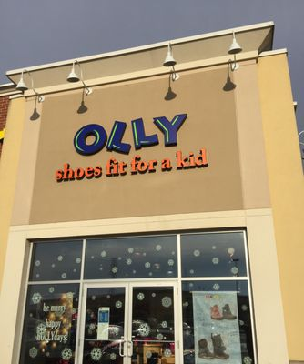 olly shoes warehouse sale