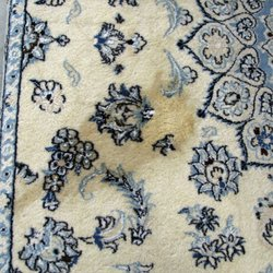 Carpet Cleaning near Persian Rug