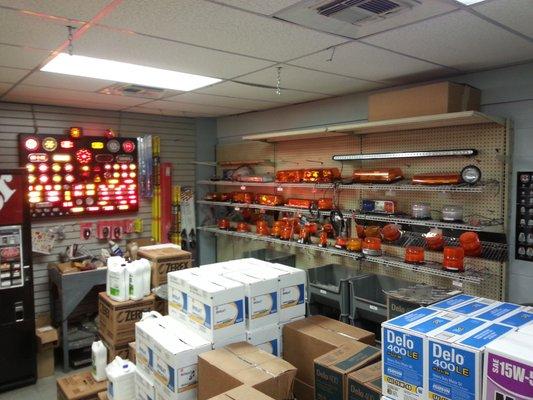 Houston Truck Parts Inc