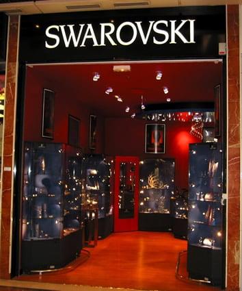Boutique Swarovski Part-Dieu - Jewelry - Centre Cial Part Dieu ...
