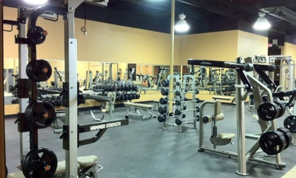 Anytime Fitness 1007 S Mount Olive St Siloam Springs Ar Health Clubs Gyms Mapquest