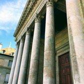 Photo of Paroisse St-Pierre-Fusterie - Geneva, Genève, Switzerland. entrance