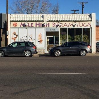 Mile High Bikram Yoga 50 Reviews Yoga 5019 E Colfax Ave Park Hill Denver Co Phone Number Classes Yelp