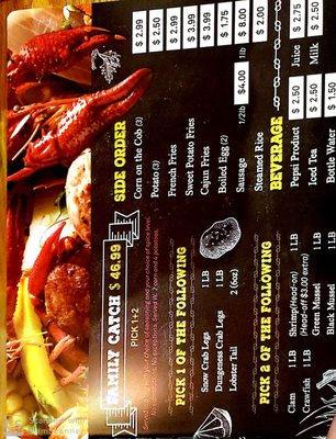 crab du jour lynchburg va