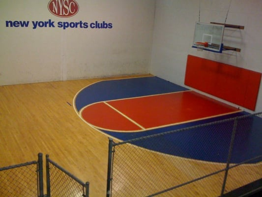 ny sports club silver sneakers