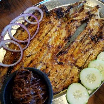Photo of Coni'Seafood - Los Angeles, CA, United States. Pescado Zarandeado ( Whole Grilled Snook)