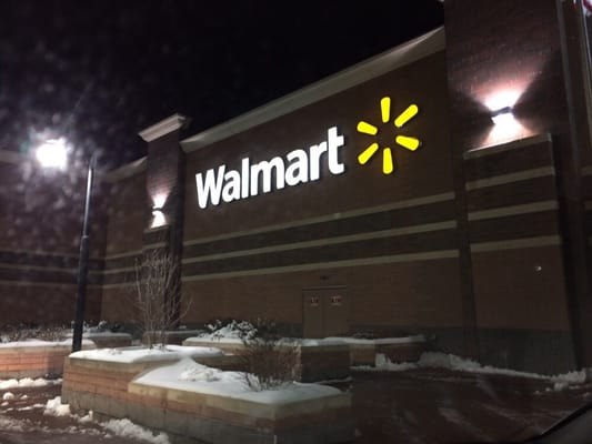 Walmart Supercenter 1410 S Randall Rd Algonquin Il General Merchandise Retail Mapquest