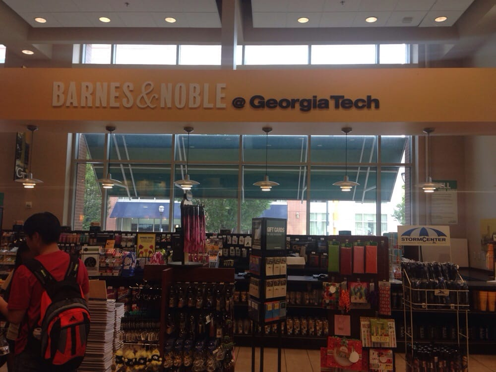 Barnes Noble Georgia Tech 2019 All You Need To Know